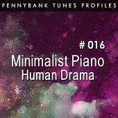 PNBP016 Minimalist Piano - Human Drama
