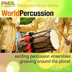 PMOL 110 World Percussion
