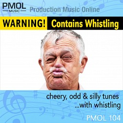 PMOL 104 WARNING! Contains Whistling