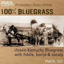 PMOL 107 100% Bluegrass
