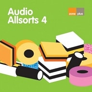 ZONE 525B Audio Allsorts 4 Extras