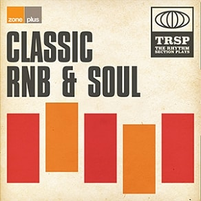 ZONE 559 The Rhythm Section Plays - Classic RnB & Soul