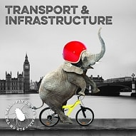 ZONE 548 Fly On The Wall - Transport & Infrastructure