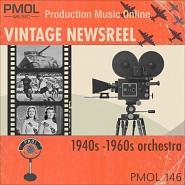 PMOL 146 Vintage Newsreel