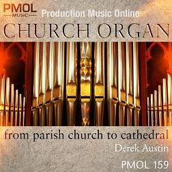 PMOL 159 Church Organ