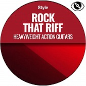 SUPIE11 Rock That Riff- Heavyweight Guitars & Action Heroes