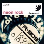SA047 Neon Rock
