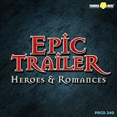 PRCD 240 Epic Trailer - Heroes & Romances