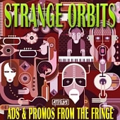 ATUD021 Strange Orbits - Ads & Promos From The Fringe