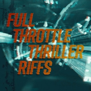 DEM197 Full Throttle Thriller Riffs