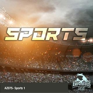 AZ075 Sports - Volume 1