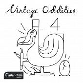 CAVC0436 Vintage Oddities 4