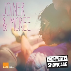 ZONE 587 Songwriter Showcase - Joiner & McRee