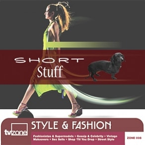 ZONE 008(SS) Style & Fashion Short Stuff