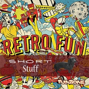 ZONE 026(SS) Retro Fun Short Stuff