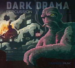 CAVT 025 Dark Drama: Percussion