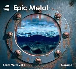 CEZ4154 Epic Metal