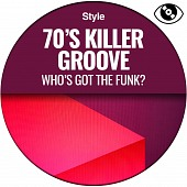 SUPIE06 Killer Groove 70's - Who's got the funk?
