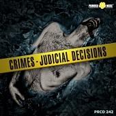 PRCD 242 Crimes - Judicial Decisions