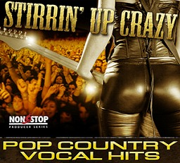 NSPS165 Stirrin' Up Crazy - Pop Country Vocal Hits