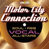NSPS215 Motor City Connection - Soul R&B Vocal All-Stars