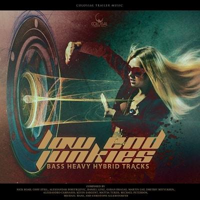 Low End Junkies artwork