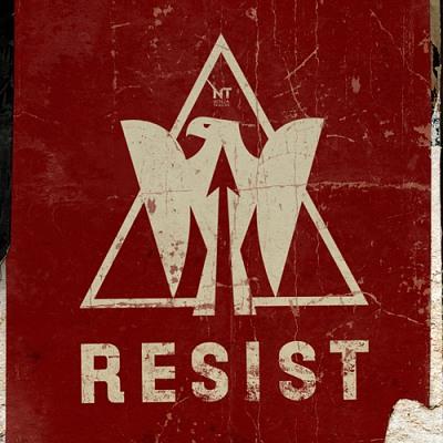 Resist artwork
