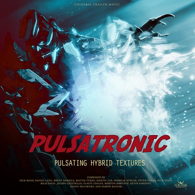 Pulsatronic artwork