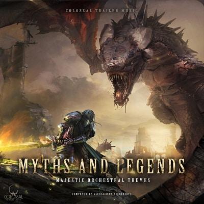 Myths & Legends artwork