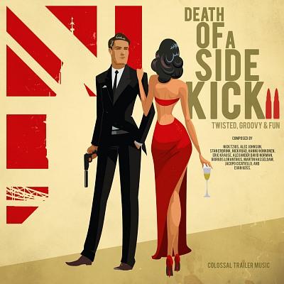 Death of a Sidekick 2 artwork