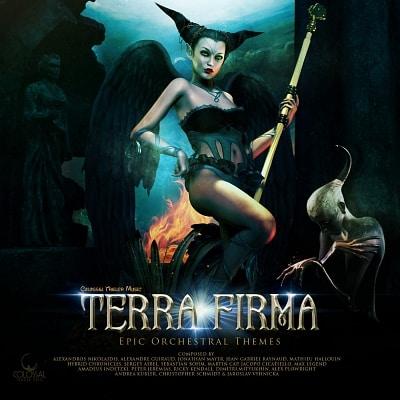 Terra Firma artwork