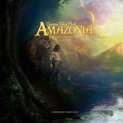 Amazonia artwork