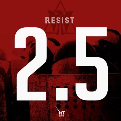 Resist 2.5 artwork