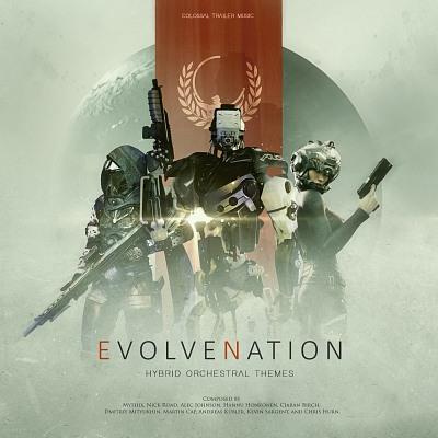 Evolvenation artwork