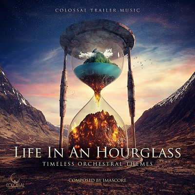 Life in an Hourglass artwork