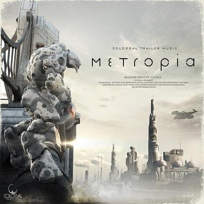 Metropia artwork
