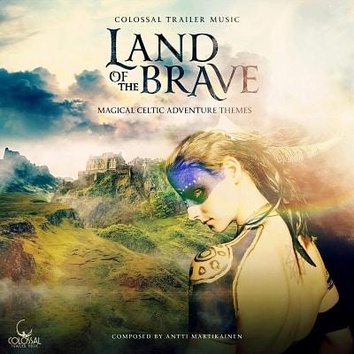 Land Of The Brave artwork