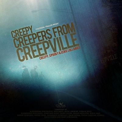Creepy Creepers From Creepville artwork