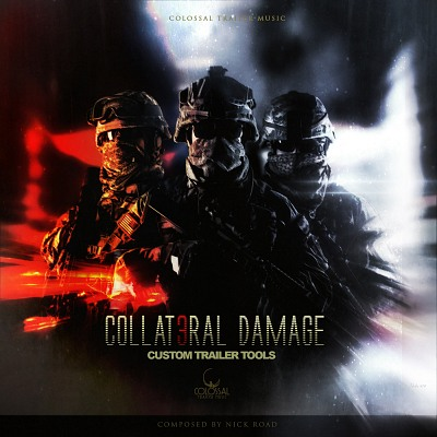 Collateral Damage 3 artwork