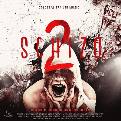 Schizo 2 artwork