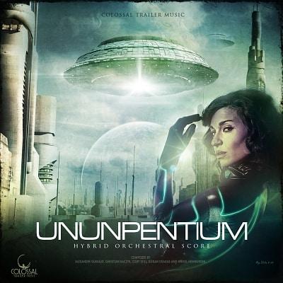 Ununpentium artwork