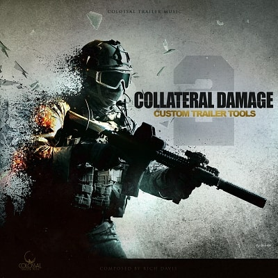 Collateral Damage 2 artwork