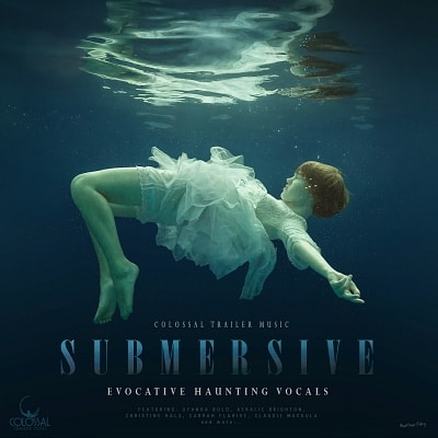Submersive artwork