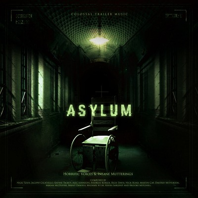 Asylum artwork