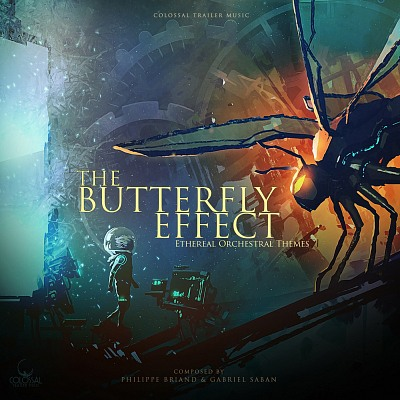 The Butterfly Effect artwork