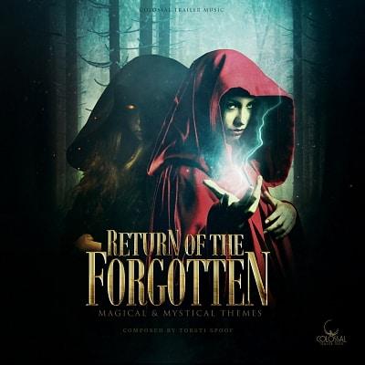 Return Of The Forgotten artwork