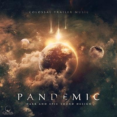 Pandemic artwork