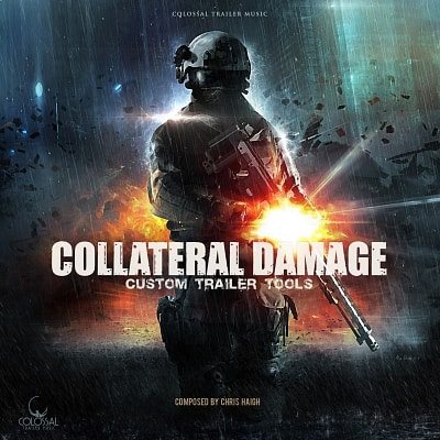 Collateral Damage artwork