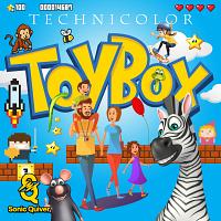 SQ109 - Technicolor Toy Box