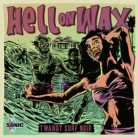 SQ113 - Hell on Wax - Twangy Surf Noir